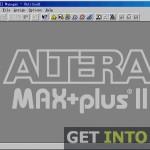 Altera Max Plus 2 Free Download