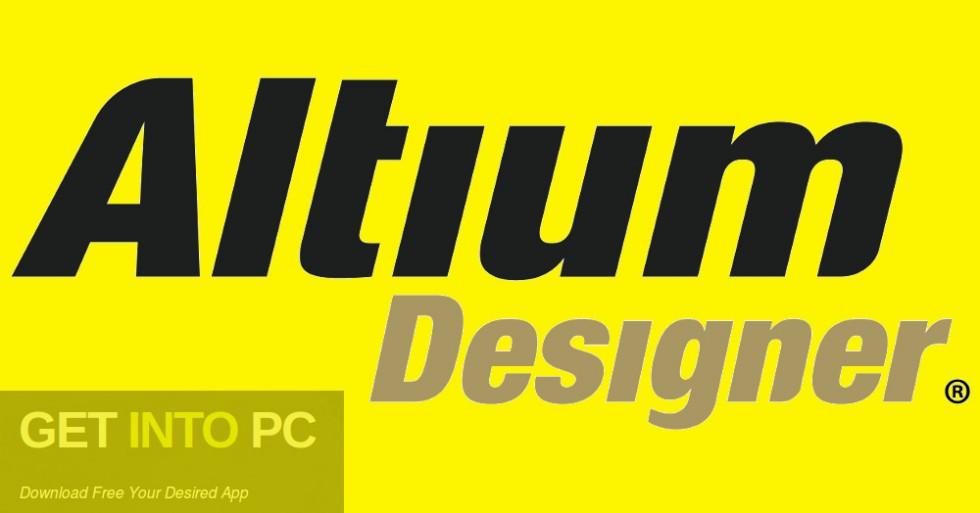 Altium Designer 19 Free Download-GetintoPC.com