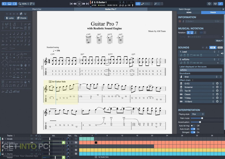 Ample Sound - Ample Guitar M III 3 Offline Installer Download-GetintoPC.com