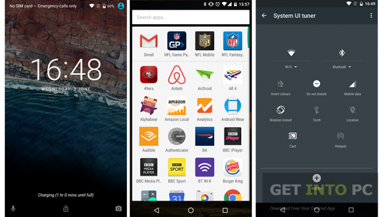 Android 6.0 Marshmallow x86 for PC Offline Installer Download
