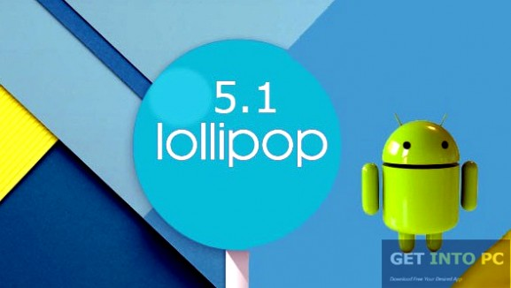 Android Lollipop 5.1 x86 ISO Free Download