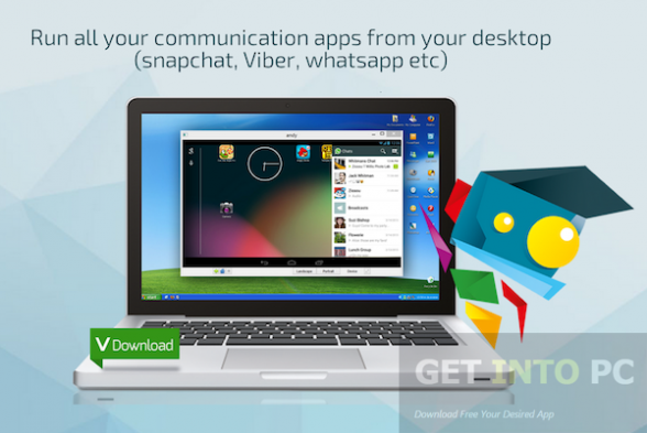 Andy Android Emulator Latest Version Download