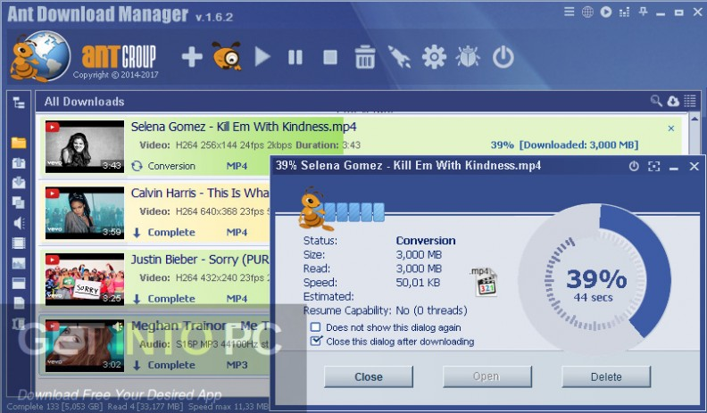 Ant Download Manager Pro Latest Version Download-GetintoPC.com