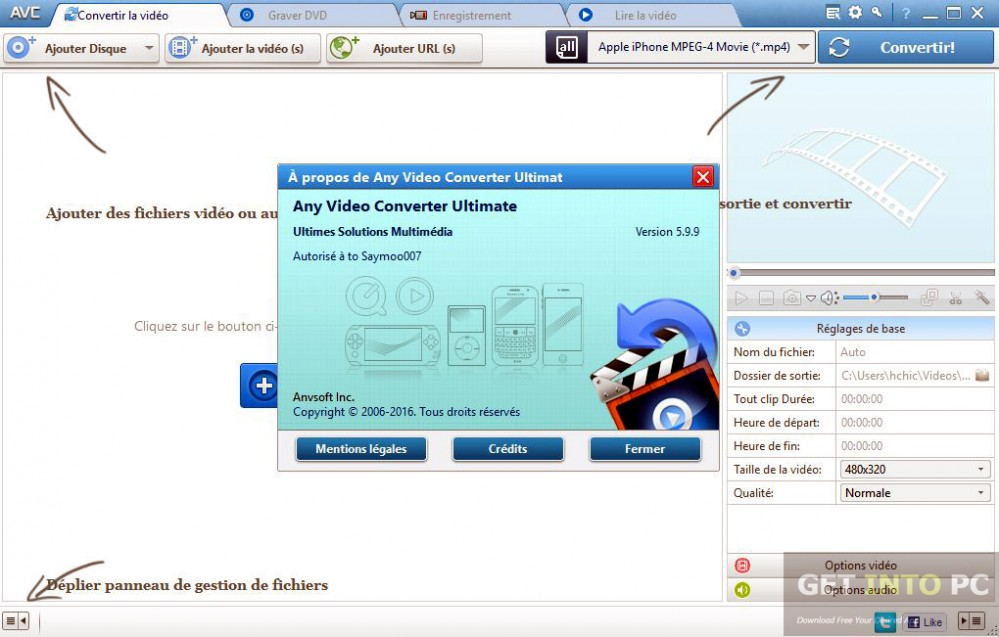 Any Video Converter Ultimate 5.9.9 Portable Latest Version Download
