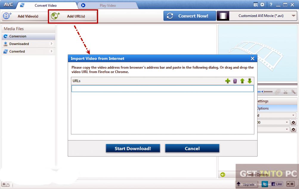 Any Video Converter Ultimate 5.9.9 Portable Offline Installer Download