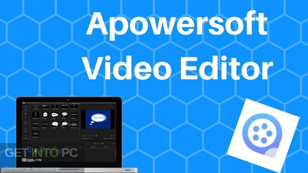 Apowersoft Video Editor Free Download-GetintoPC.com