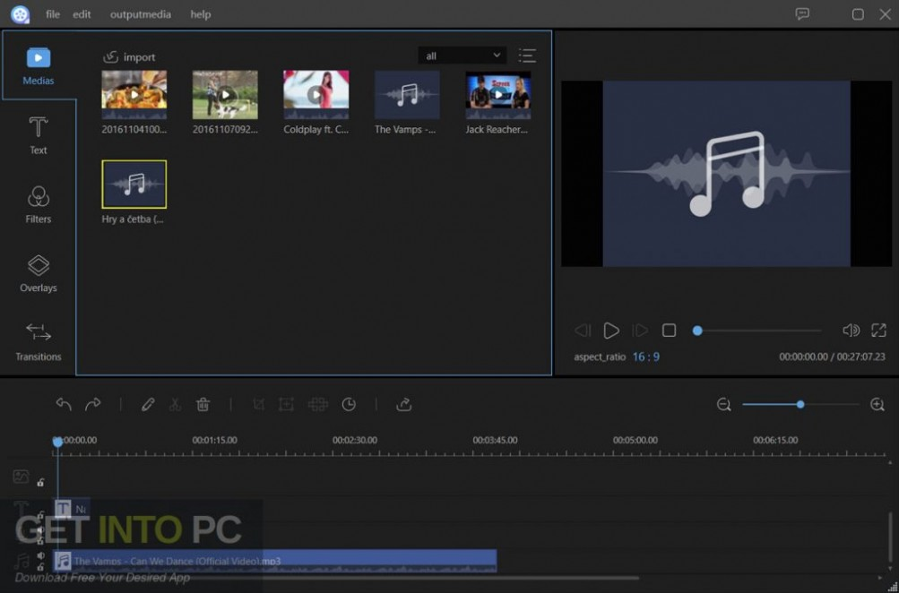 Apowersoft Video Editor Offline Installer Download-GetintoPC.com