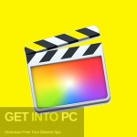 Apple Final Cut Pro X 10.4.3 for Mac Free Download