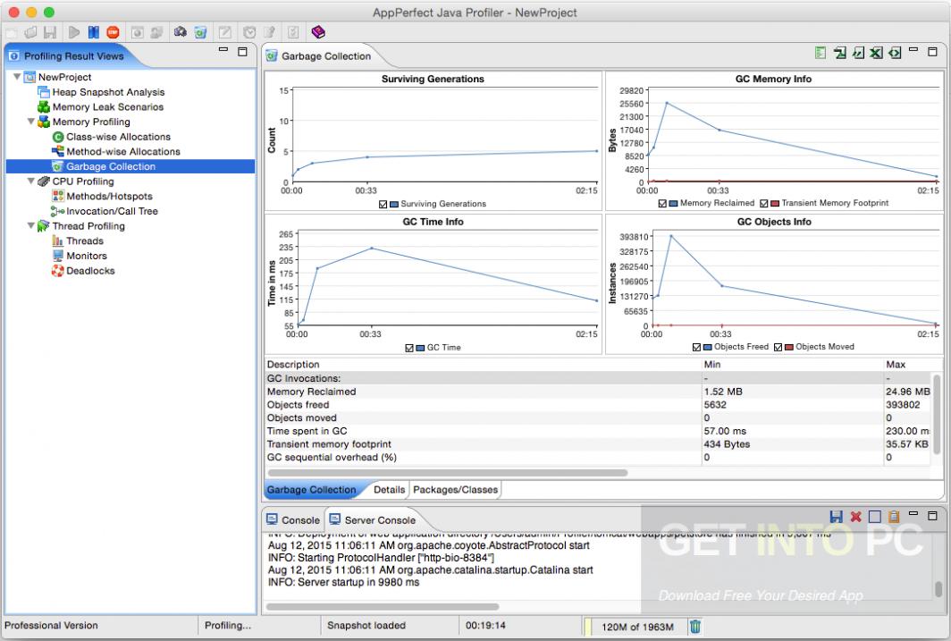 AppPerfect Java Profiler 14 Offline Installer Download