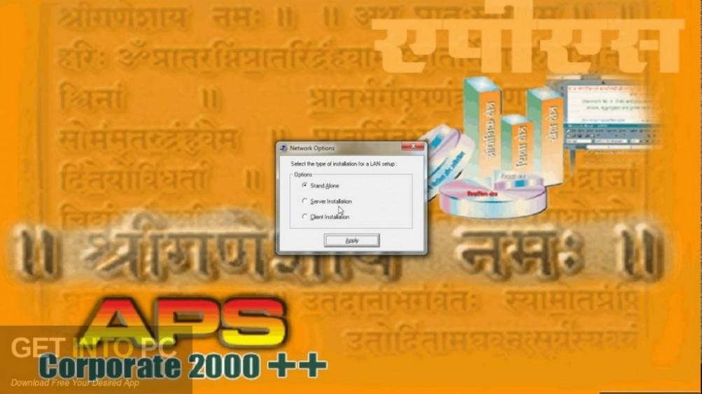 APS Font Designer 4 Offline Installer Download-GetintoPC.com