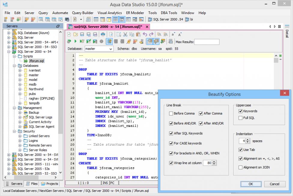 Aqua Data Studio 19 Latest Version Download