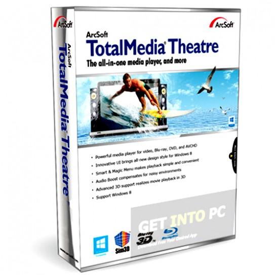 Arcsoft TotalMedia Theatre Free Download