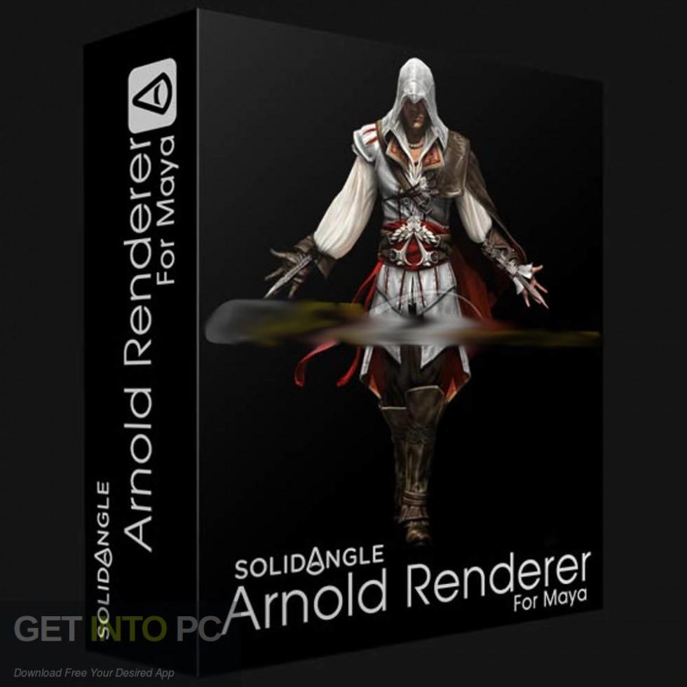 Arnold Renderer for Maya 2014 2015 2016 Free Download-GetintoPC.com