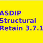 ASDIP Structural Retain 3.7.1 Free Download