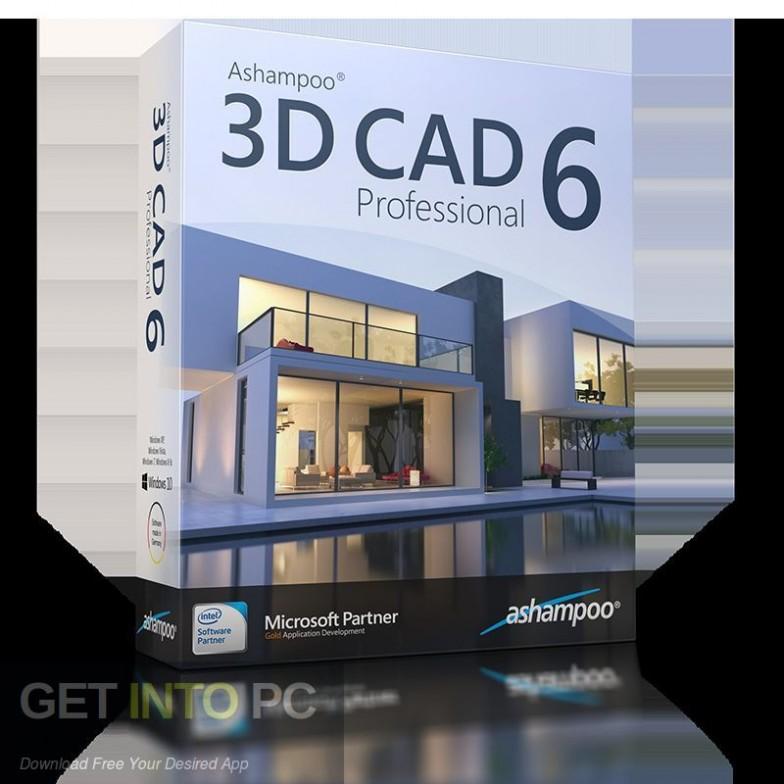 Ashampoo 3D CAD Professional 6 Free Download-GetintoPC.com