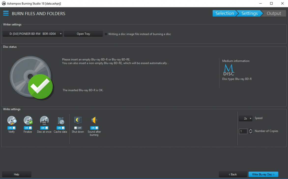 Ashampoo Burning Studio 18 Offline Installer Download