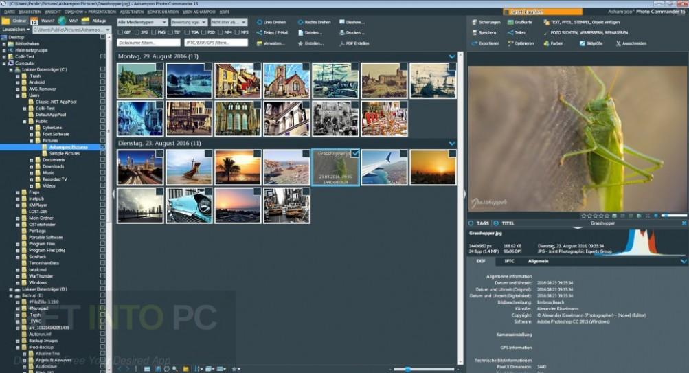 Ashampoo Photo Commander 15 Direct Link Download