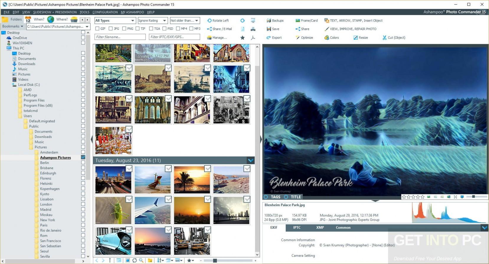 Ashampoo Photo Commander 15 Offline Installer Download