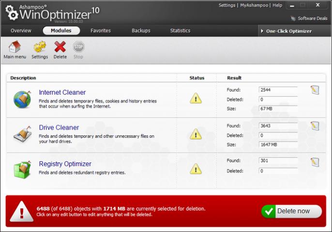 Ashampoo Winoptimizer Free Download setup