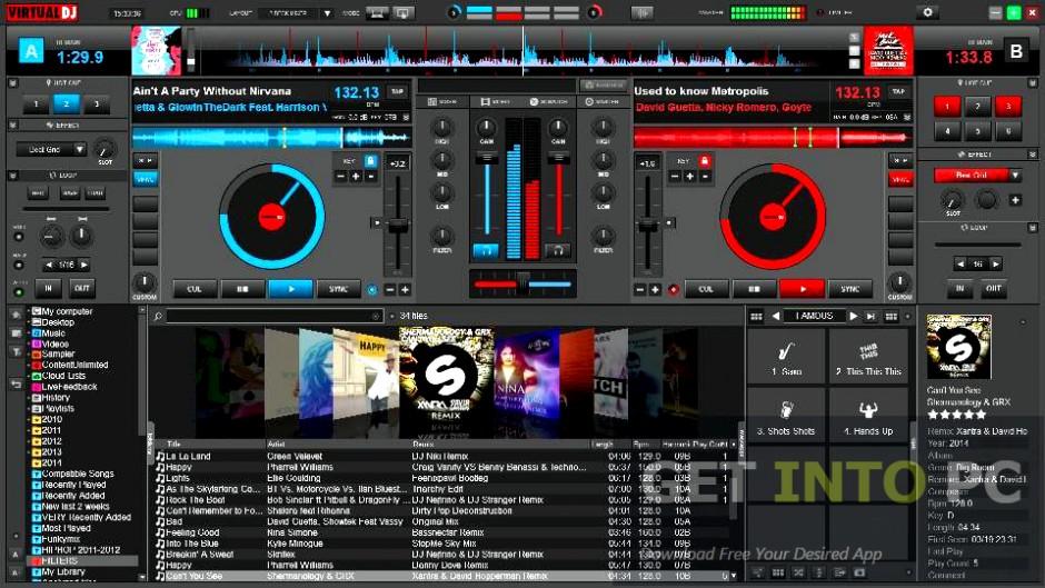 Atomix VirtualDJ Pro Infinity Portable Latest Version Download