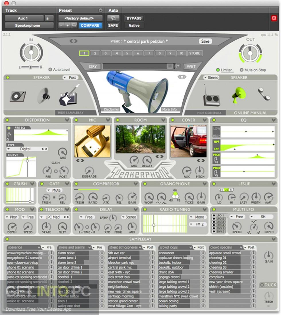 Audio Ease - Speakerphone VST Direct Link Download-GetintoPC.com