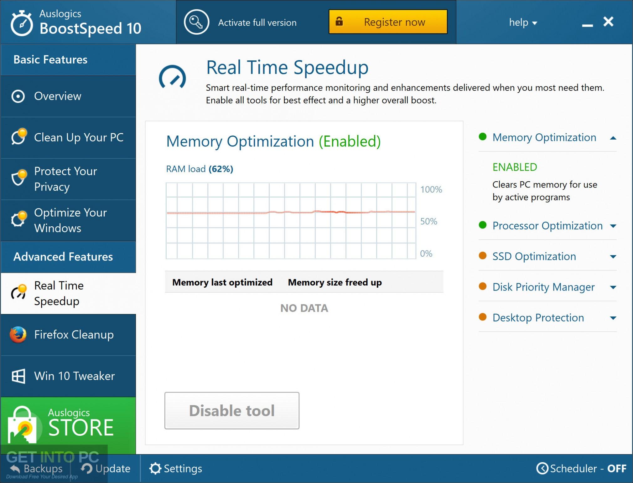 Auslogics BoostSpeed 2020 Direct Link Download