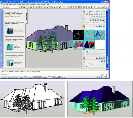 AutoCAD 2007 Offical Trial