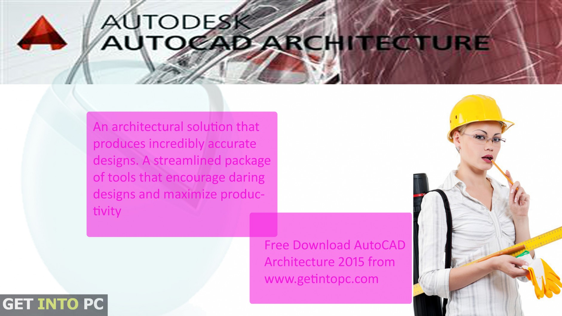 AutoCAD Architecture 2015 Free Download