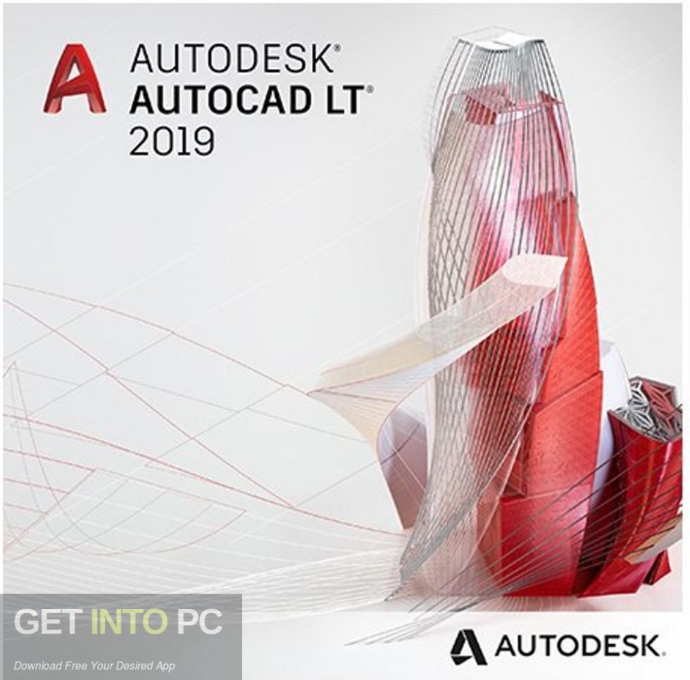 AutoCAD LT 2019 Free Download-GetintoPC.com