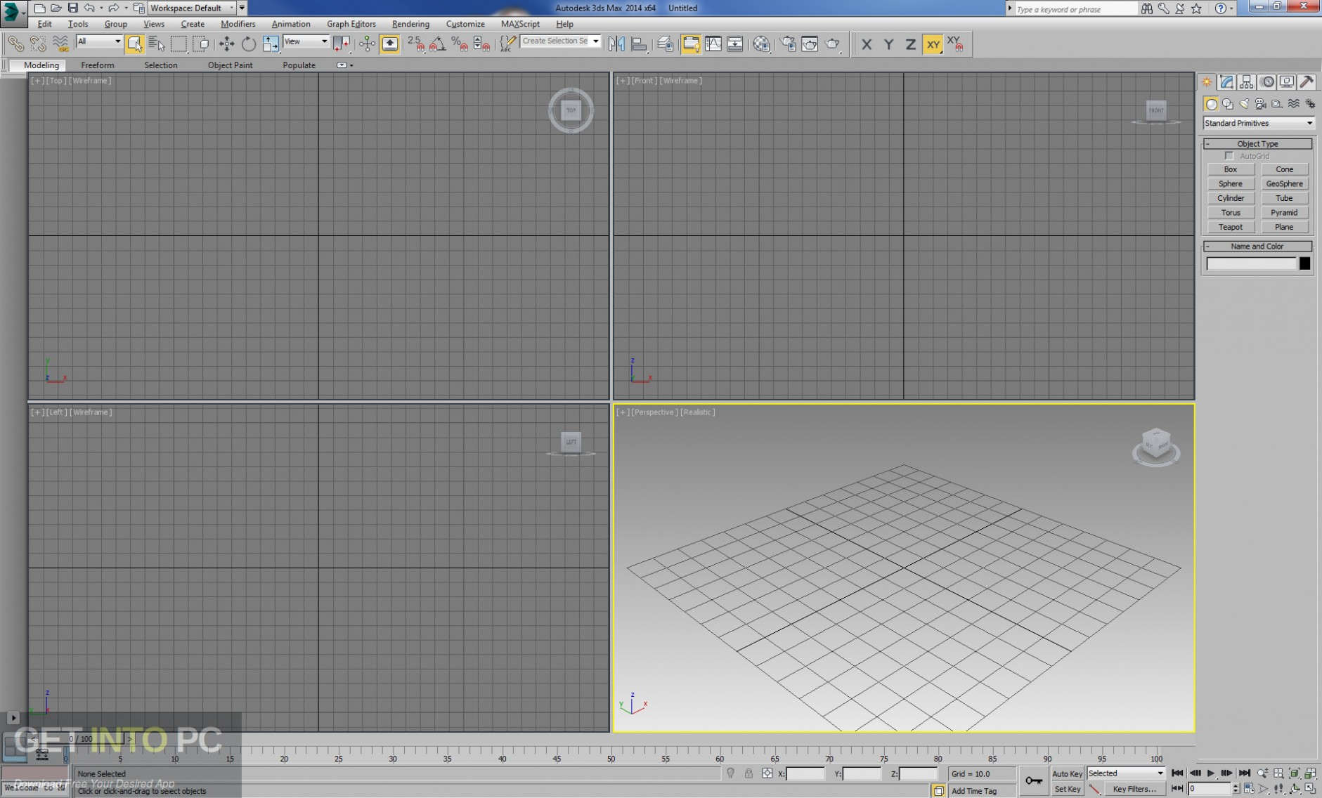 Autodesk 3ds Max 2009 Latest Version Download-GetintoPC.com