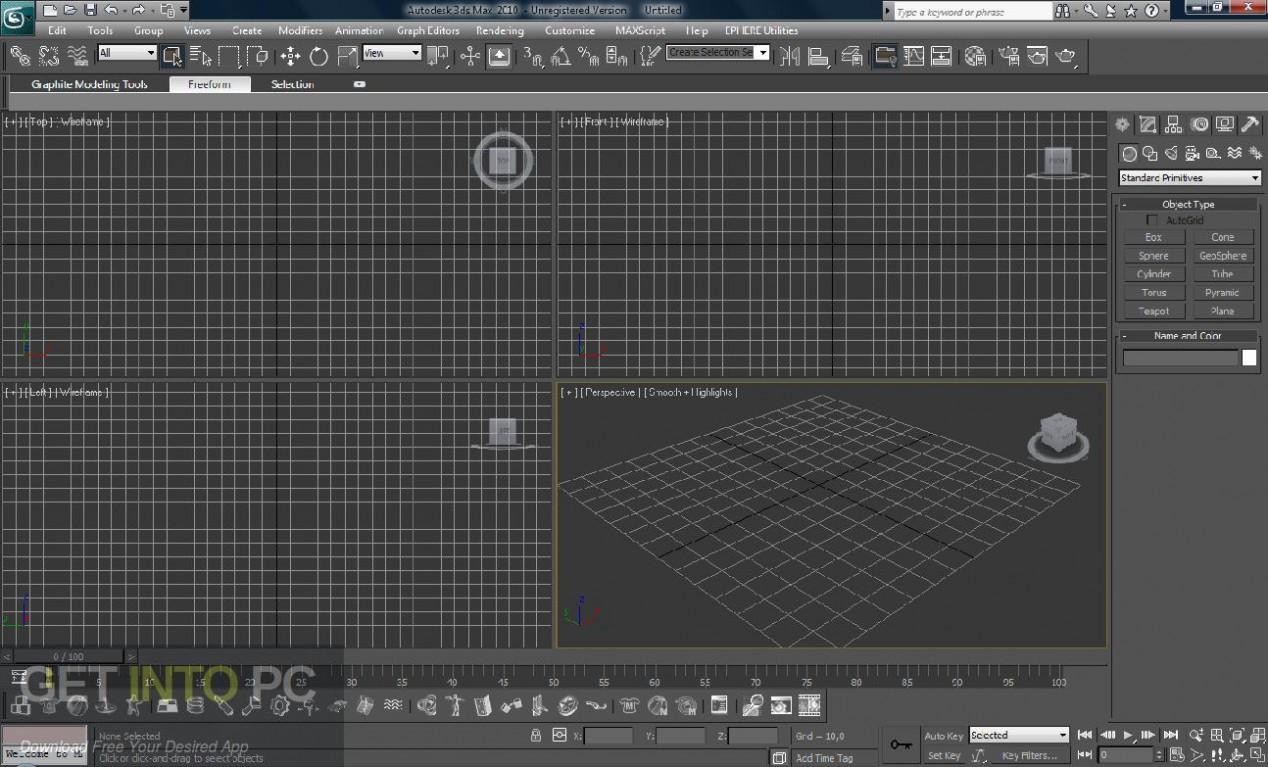 Autodesk 3ds Max 2009 Offline Installer Download-GetintoPC.com