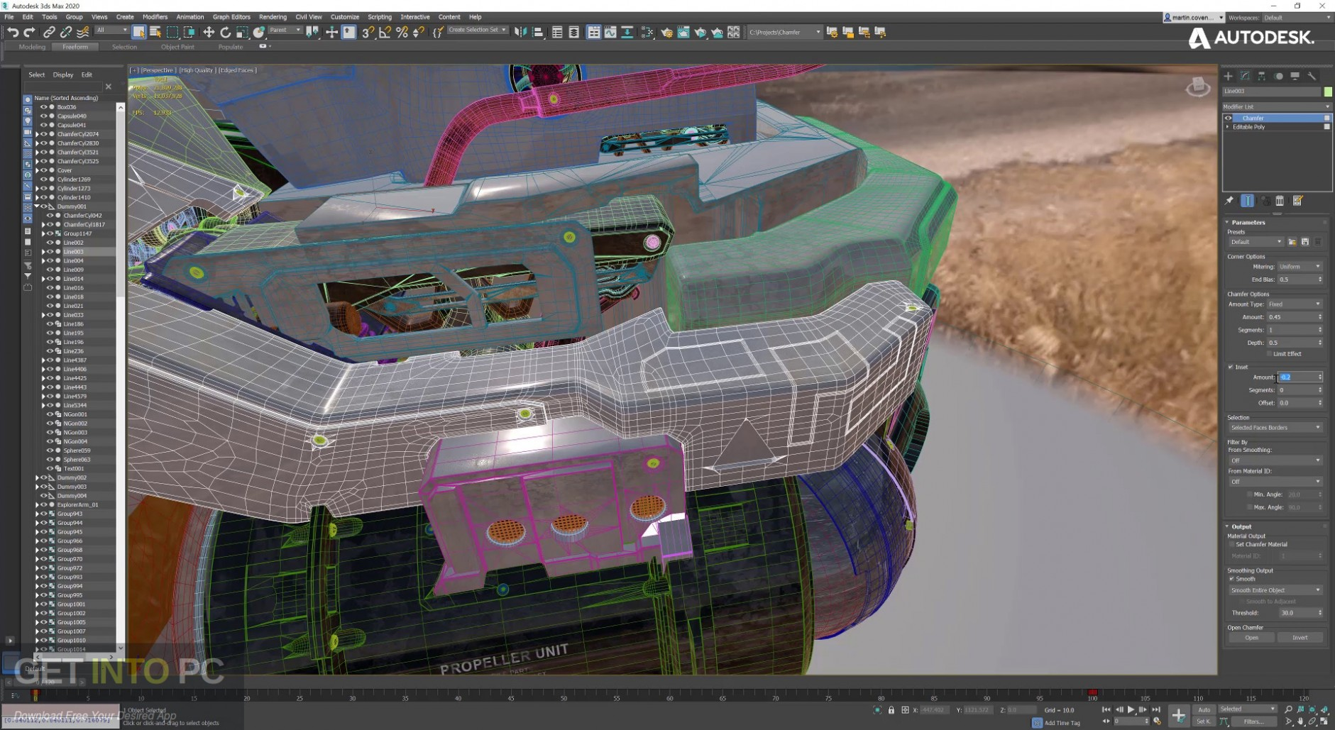 Autodesk 3ds Max 2020 Direct Link Download-GetintoPC.com