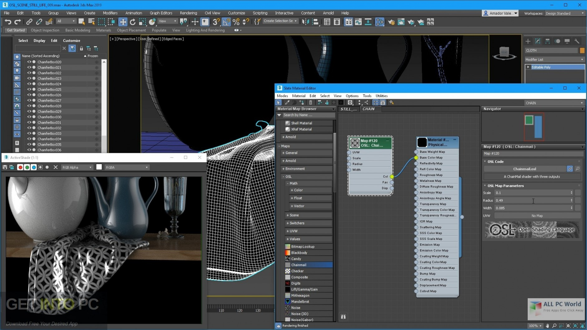 Autodesk 3ds Max 2020 Latest Version Download-GetintoPC.com
