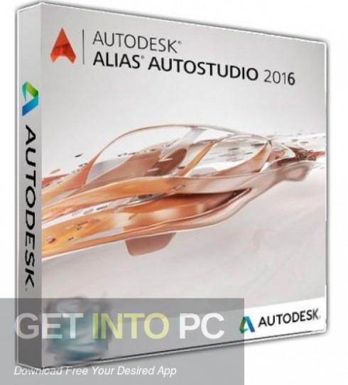 Autodesk Alias AutoStudio 2016 Free Download-GetintoPC.com