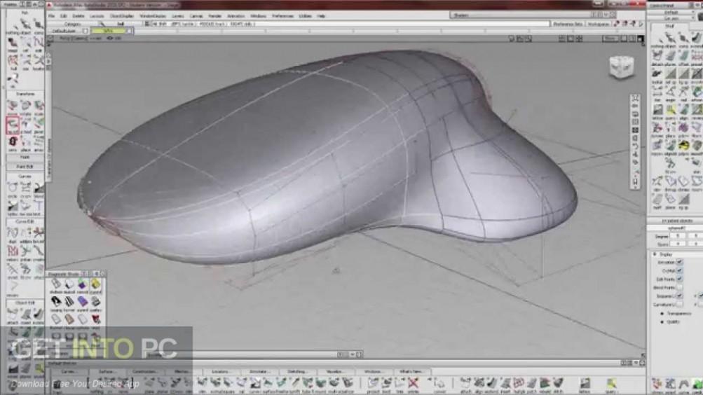 Autodesk Alias AutoStudio 2016 Latest Version Download-GetintoPC.com