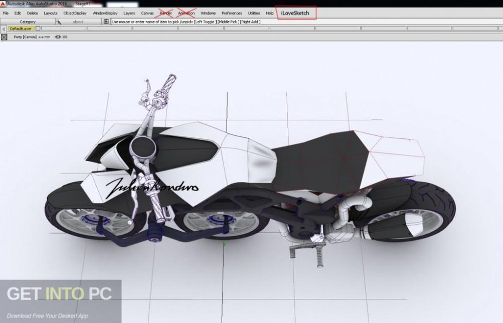 Autodesk Alias AutoStudio 2016 Offline Installer Download-GetintoPC.com