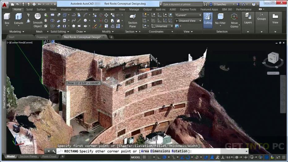 Autodesk AutoCAD 2017 64 Bit Offline Installer Download