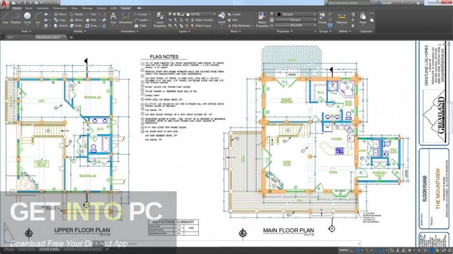 Autodesk AutoCAD Architecture 2020 Offline Installer DOwnload-GetintoPC.com