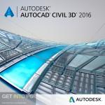 Autodesk AutoCAD Civil 3D 2016 Free Download