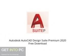 Autodesk AutoCAD Design Suite Premium 2020 Offline Installer Download-GetintoPC.com