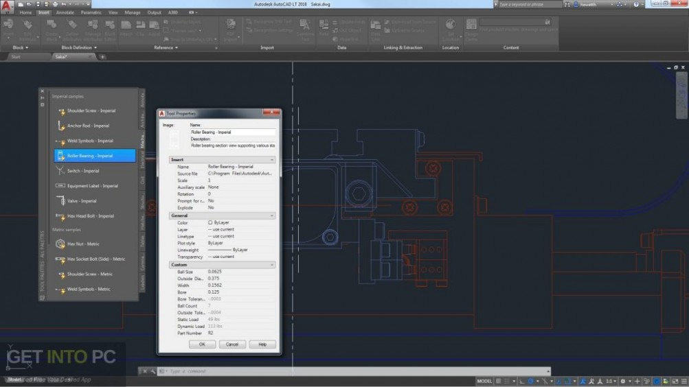 Autodesk Autocad LT 2018 Latest Version Download-GetintoPC.com