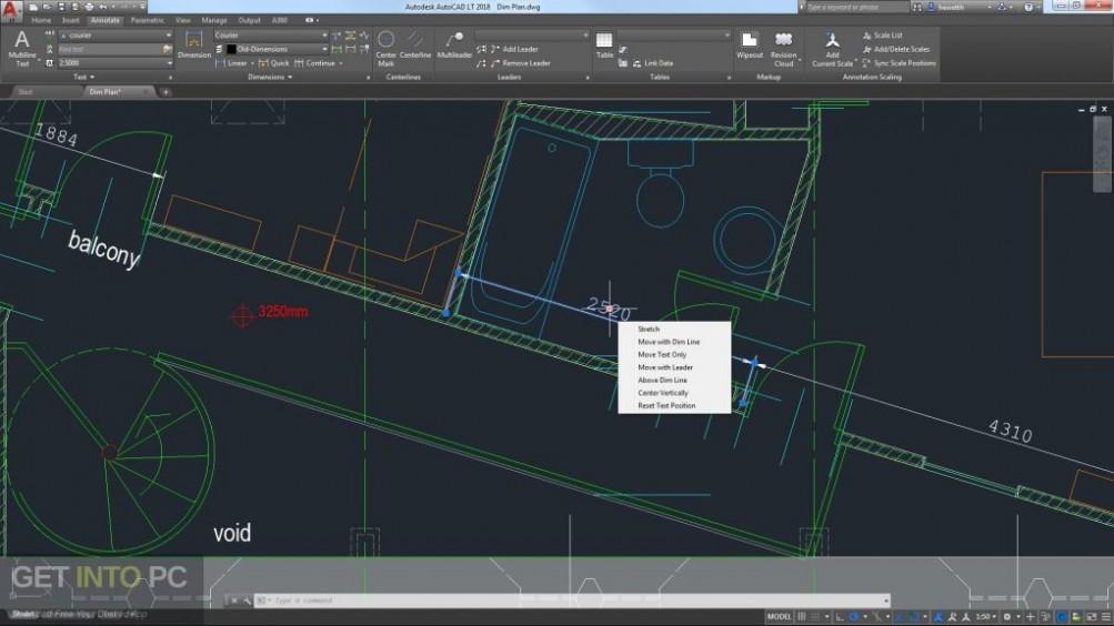 Autodesk Autocad LT 2018 Offline Installer Download-GetintoPC.com