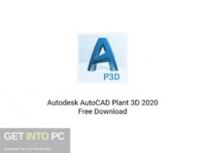 Autodesk AutoCAD Plant 3D 2020 Latest Version Download-GetintoPC.com
