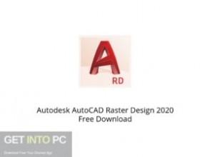 Autodesk AutoCAD Raster Design 2020 Offline Installer Download-GetintoPC.com