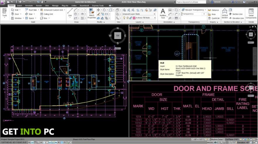 Autodesk Building Design Suite Ultimate 2014 Features
