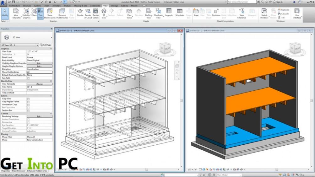 Autodesk building design suite 2014 technical details