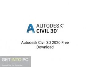 Autodesk Civil 3D 2020 Latest Version Download-GetintoPC.com