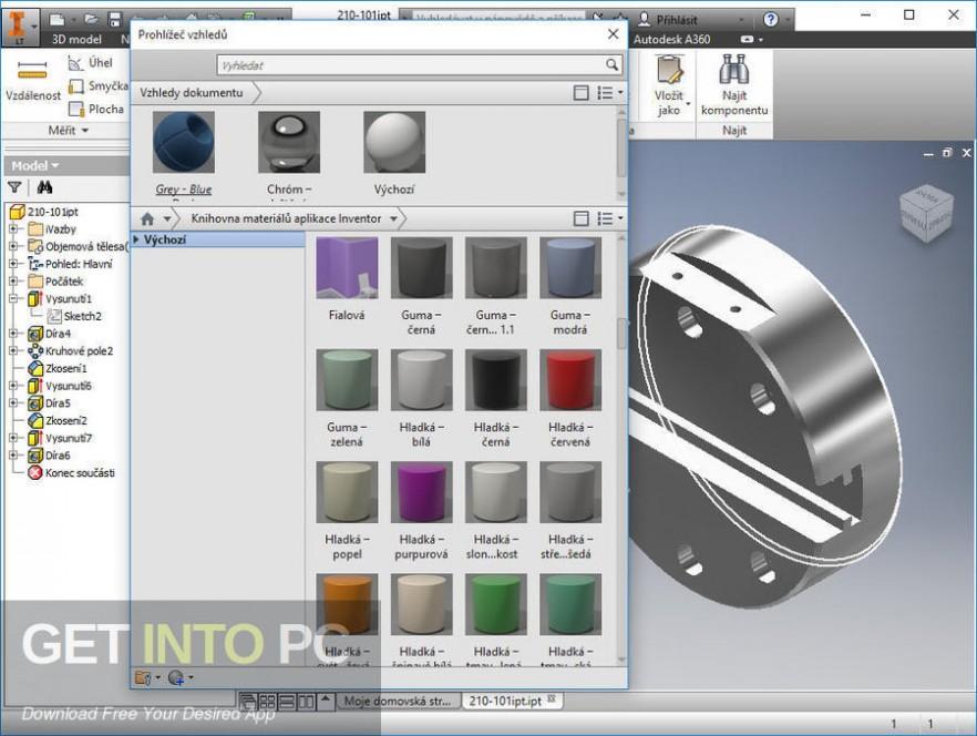 Autodesk Inventor LT 2020 Direct Link Download-GetintoPC.com