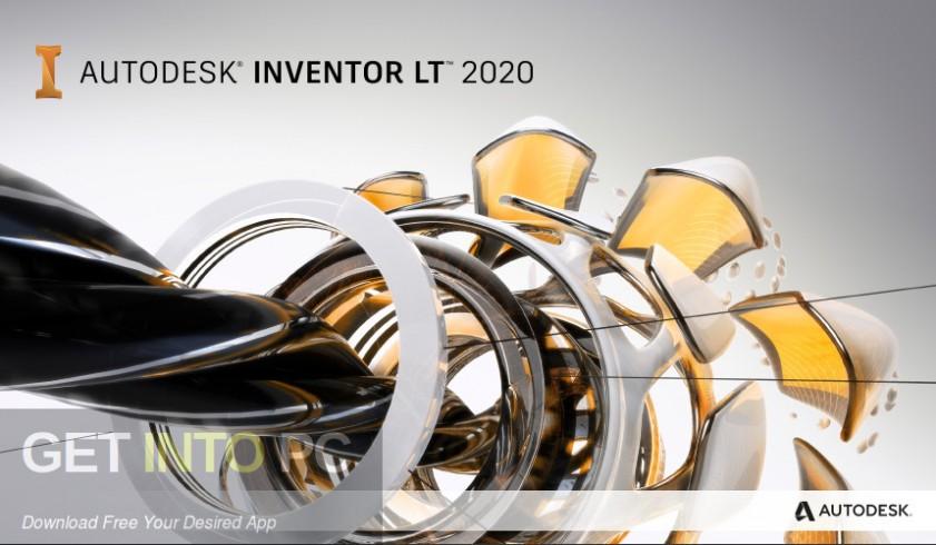 Autodesk Inventor LT 2020 Free Download-GetintoPC.com