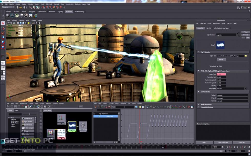 Autodesk maya 2009 download torrent